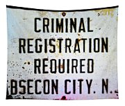 Criminal Registration Required Absecon City Nj Tapestry