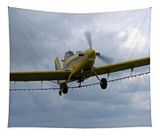 Crop Duster Tapestry