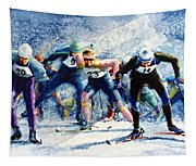 Cross-country Challenge Tapestry