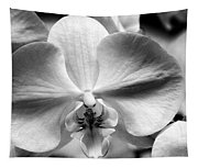 Cross Orchid Tapestry