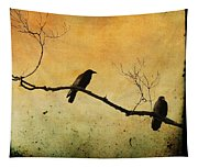 Crowded Branch Tapestry