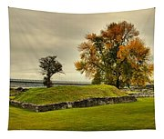 Crown Point Panorama Of The New Lake Champlain Bridge Tapestry