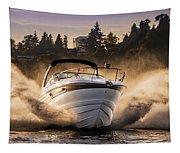 Crownline Boat Tapestry