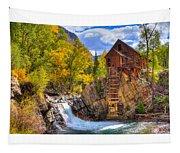 Crystal Millin Tapestry