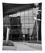 Crystal Rose Tapestry