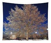 Crystal Tree Tapestry