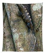 Ctenosaur 3 Tapestry