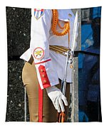 Cuban Soldier 1 Tapestry