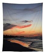 Cuban Sunset Tapestry