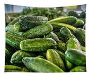 Cucumbers Tapestry