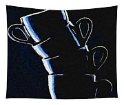 Cups Tapestry