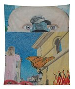 Curiosity  Tapestry