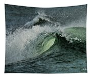 Curl Of The Wave Tapestry
