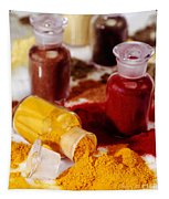 Curry Powder Tapestry