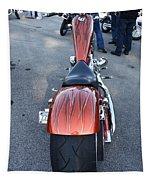 Custom Bike Tapestry