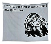 Customer Support Tapestry