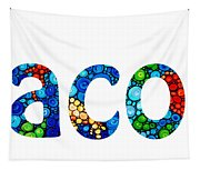 Customized Baby Kids Adults Pets Names - Jacob Name Tapestry