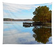 Cypres Reflections Tapestry