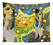 Cyprus And Aphrodite Tapestry