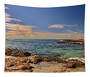 Cyprus Coast Tapestry