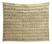 Czech Republic Prague Symphony No. 38 In D Major Called Prague Symphony Tapestry