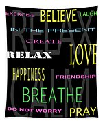 D I Y Anxiety Therapy Tapestry