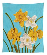 Daffodils Tapestry