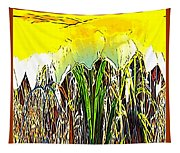 Daffy Two Tapestry