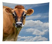 Dairy Cow  Bessy Tapestry