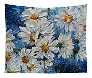 Daisy Cluster Tapestry