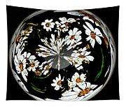 Daisy Sphere Tapestry