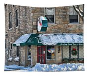 Dales Bar And Grill Tapestry