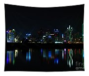Dallas Reflections Tapestry