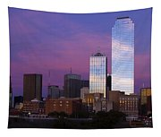 Dallas Sunset Tapestry
