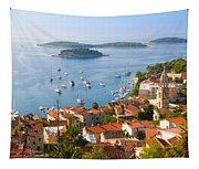 Dalmatian Coast Tapestry