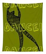 Dance Dance Dance Tapestry