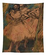 Dancer In The Wing Tapestry