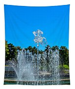 Dancing Fountain Tapestry