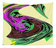 Dancing Goose 2 Tapestry