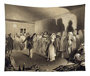 Dancing Party At Kagha-choura Tapestry