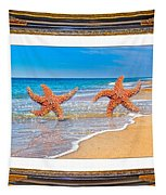 Dancing To The Beat Of The Sea Tapestry