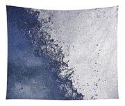 Dancing Water Drops Tapestry