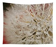 Dandelion Crystals Tapestry