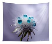 Dandelion Tears Tapestry