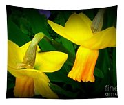Dangling Daffodils Tapestry