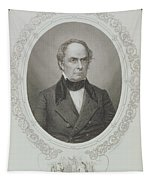Daniel Webster, From The History Of The United States, Vol. II, By Charles Mackay, Engraved By T Tapestry