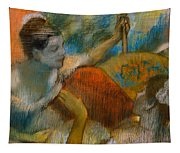 Danseuse A L'eventail Tapestry
