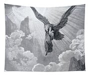 Dante And The Eagle Tapestry