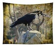 Dark Caw Tapestry