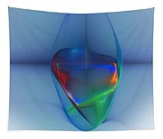 Dark Matter And Gravity Waves Revealed Tapestry